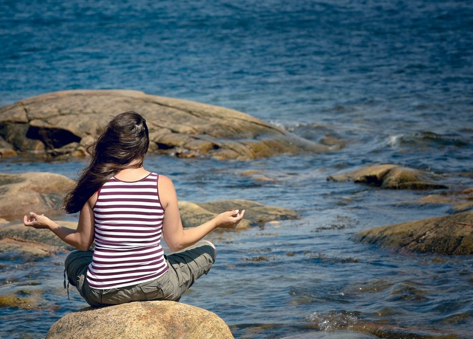 How to remain calm in the midst of turmoil