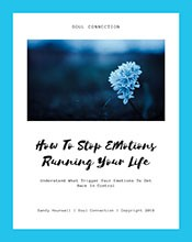 stop emotions running your life